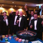 corporate casino nights Dublin